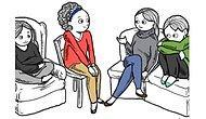 """""""Поза лотоса - любимая поза"""": то, как вы сидите, может о многом рассказать"""