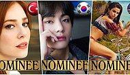 İçinde 5 Türk Ünlü de Var! İşte 2018'in Dünyanın En Güzel Yüzleri Listesi!