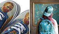 Ван Гог в массы: А вы хотели бы себе такие «шузы» с картинами датского художника? Мы - да