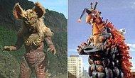 Парад фриков: монстрам из старых японских фильмов было далеко до современной Годзиллы