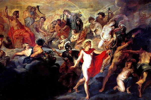 Это вам не Зевс: Хорошо ли вы знаете древнеримскую мифологию?