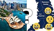 Тест: Как там у вас с географией? Под силу ли вам набрать максимальный балл?