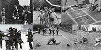 Догонялки, салки, прятки... Помните ли вы популярные советские игры?