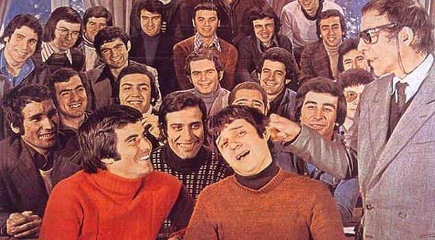 """14. Hababam Sınıfı filminde """"Hababam"""" olarak adlandırılan sınıf hangisidir?"""