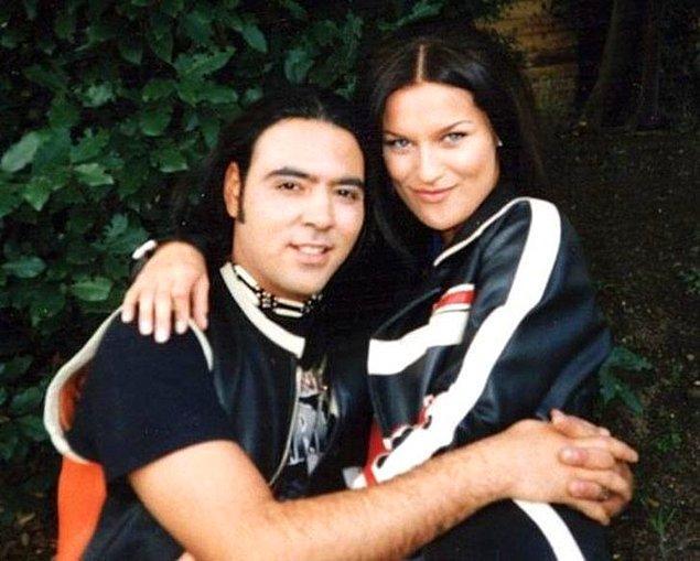 11. Ebru Şallı ve Ozan Orhon'un, kayınvalide, bebek gibi sebeplerle tartışmalı olarak boşanması
