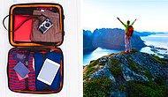 Тест: Соберите чемодан, а мы расскажем, куда вам отправиться в ближайшее путешествие