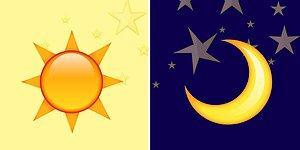 Тест: Ты человек Солнца или Луны?