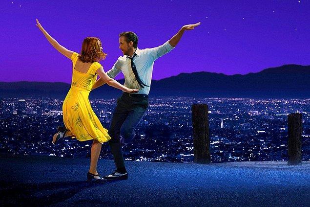 7. La La Land - IMDb puanı: 8.0