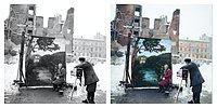 Художница раскрашивает исторические черно-белые фотографии, и результат поражает до глубины души