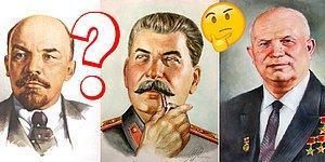 Если вы жили в СССР, то точно пройдёте тест на знание его правителей