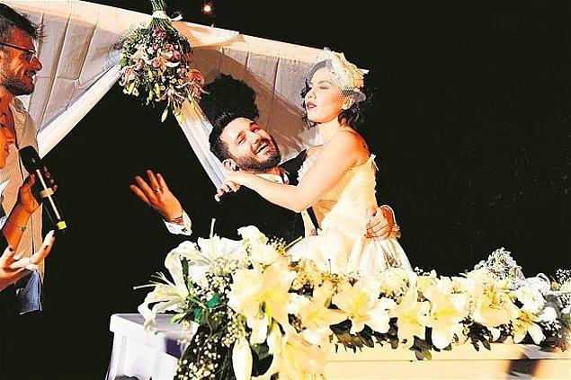 Pucca'nın 2015 yılında oyuncu Osman Karagöz ile evlendiğini duymayan kalmamıştır artık herhalde. Bekarlar için umut vadeden bir evlilik olmuştu bu hatırlarsanız.