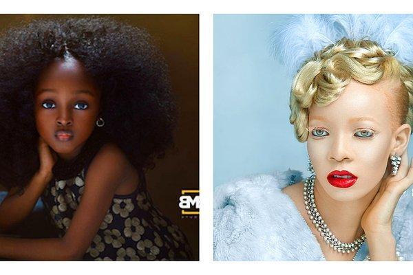 Нигерийский фотограф создала потрясающую серию портретов африканских людей, показав их уникальную красоту