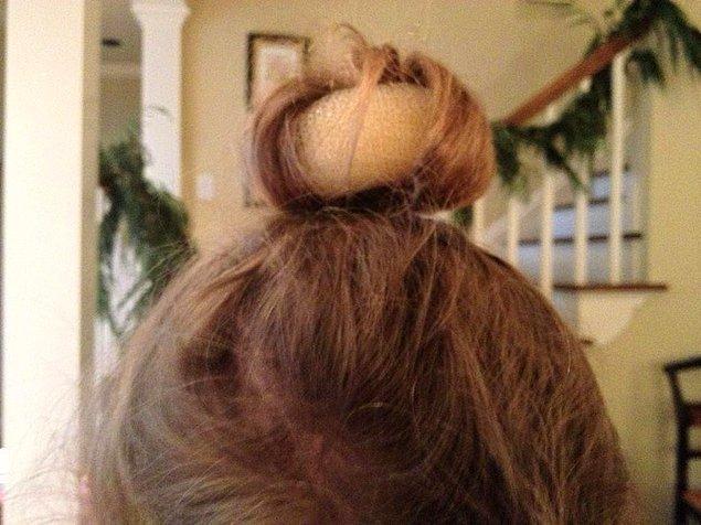 5. Saçlarınız ince telliyse: