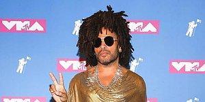 «Мне показалось, что Принс восстал»: появление Ленни Кравица на MTV VMA 2018 наделало шуму в Сети