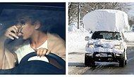 Примеры удивительной глупости водителей, которых поймали на камеру