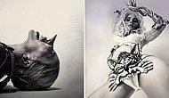Леди Гага заинтриговала всех своими очень странными фотографиями! К чему готовиться фанатам?