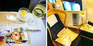 Красиво жить не запретишь: как выглядит первый класс в разных авиакомпаниях
