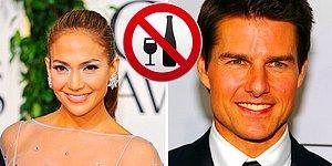 Сухой закон XXI века: Знаменитости, которые принципиально не употребляют алкоголь