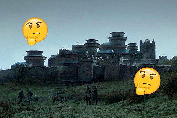 """Тест: В каком замке """"Игры престолов"""" ты бы жил?"""