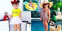 4-летняя тревел-блогер, роскошной жизни которой может позавидовать любой взрослый