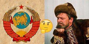 Тест на знание советской культуры: попробуем отгадать, жили ли вы в СССР?