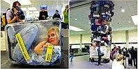 Странности, которые можно встретить только в аэропорту
