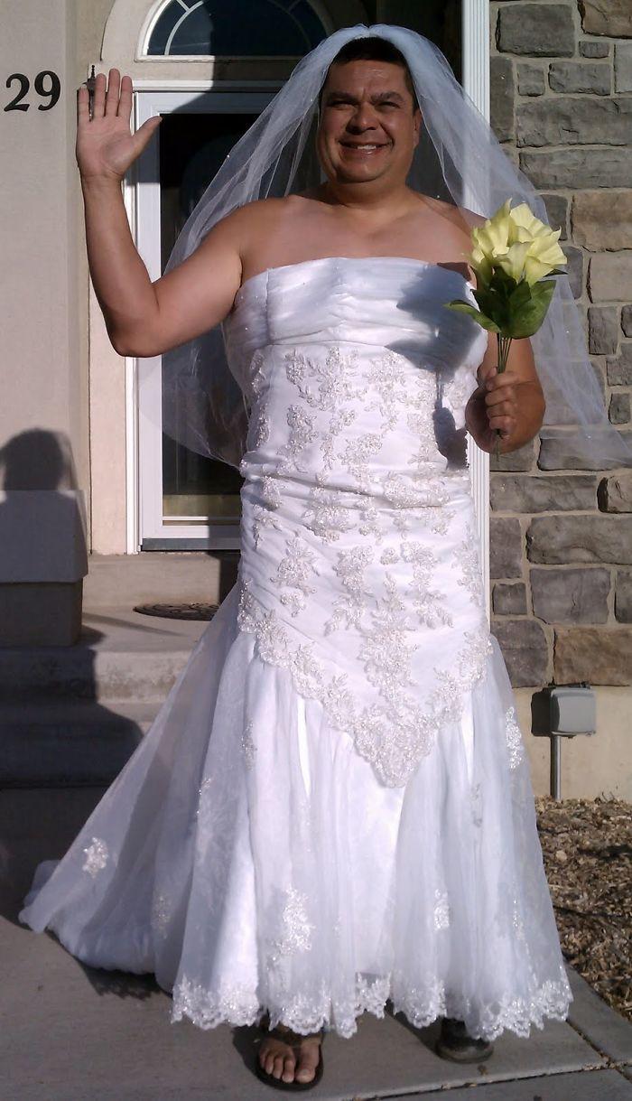 способны самые непонятные невесты фото вот долгожданный наш