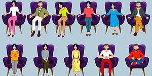 Тест: Та поза, в которой вы любите сидеть, может многое о вас рассказать