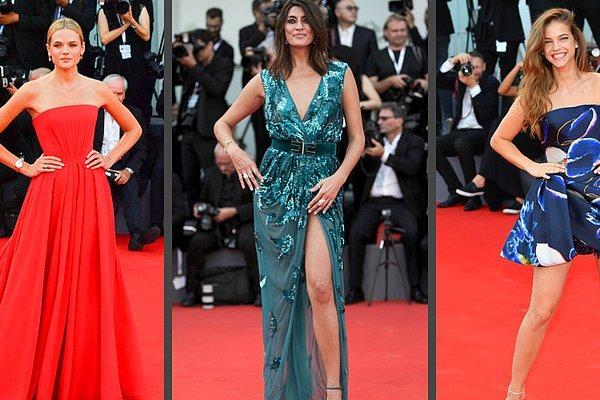 Открытие Венецианского кинофестиваля — 2018: Лучшие наряды звезд