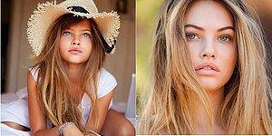 История Тилан Блондо - самой красивой девочки в мире