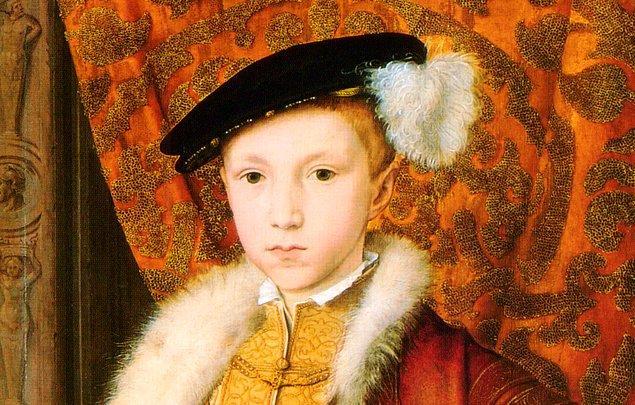 Kral VI. Edward, tahtı devraldığında henüz 9 yaşındaydı. Ülke yönetiminden bihaber Edward'ın işini üstlenen John Dudley ise küçük kralı parmağında oynatıyordu.