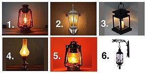 Тест: Выберите лампу и узнайте, что вас ждет в жизни!