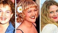 Как менялись одни из самых красивых женщин Голливуда со времен своего детства