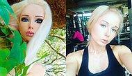 А она ничего: фото живой Барби Валерии Лукьяновой без макияжа