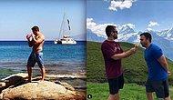 Мальчики тоже бывают гламурными: парень имитирует фото инстаграм-моделей во время своих поездок по Европе