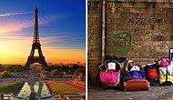 Бездомные, нищета и безысходность: Париж, каким мы не привыкли его видеть