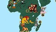Если вы пройдете тест на знание мультяшной географии на 9/9, то вы точно росли в СССР!