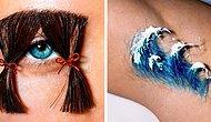Немецкий фотограф плетет косички из подмышечных волос, и публика просто в шоке