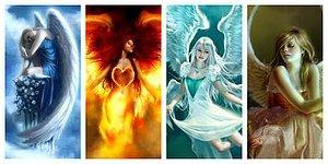 Тест: Выберите ангела и получите совет, который вам так необходим!