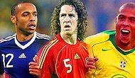 Опрос: Выбираем лучших футболистов 21-го века