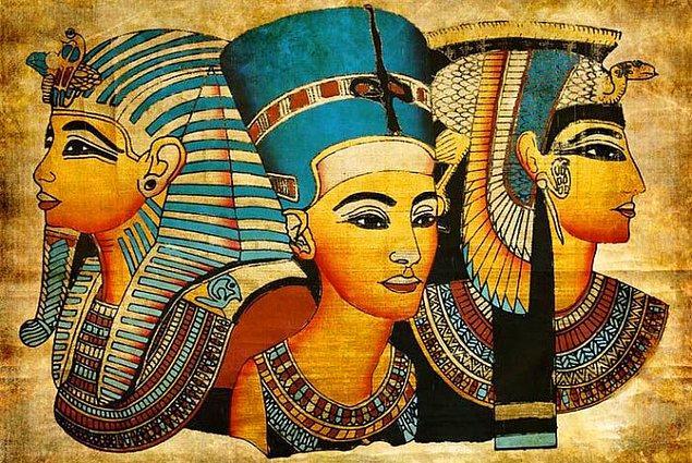 2. Bir Mısır kraliçesi neden Yunanca bir isim taşıyor?