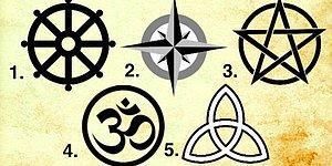 Тест: Выберите один из этих древних символов и получите ответы на волнующие вас вопросы