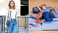 Как сделать так, чтобы джинсы сидели идеально? Новое решение проблемы заключается в том, что в них необходимо поспать