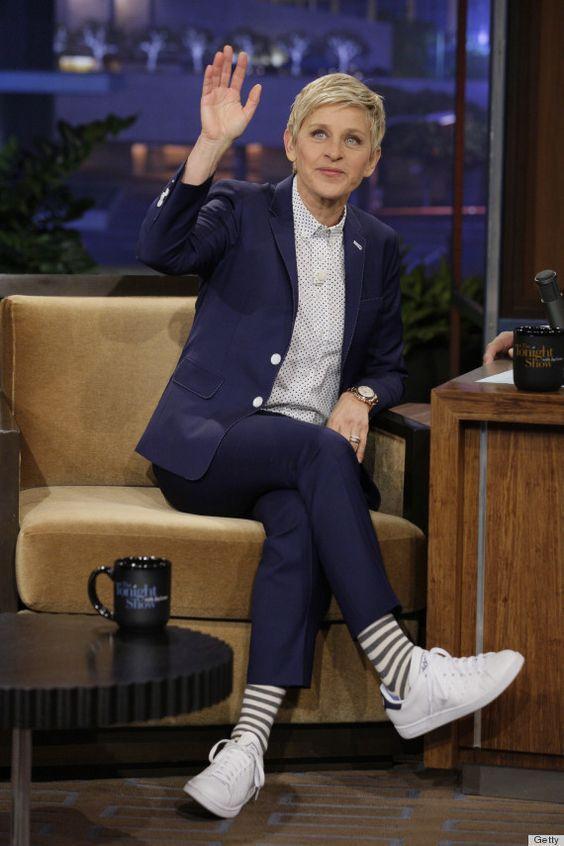 В тренде те, кто носит яркие и весёлые носки: знаменитости ...