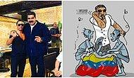 Social Media Strikes Harshly: While Venezuelans Struggle With Starvation And Unemployment, Maduro Was Seen At Salt Bae's Restaurant