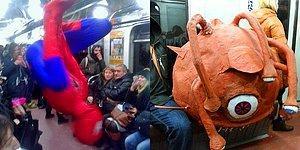 Такое можно встретить только в петербургском метро: подборка, которая точно поднимет вам настроение
