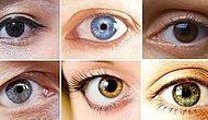 Пройдите тест, и мы попробуем угадать цвет ваших глаз