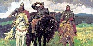 Древнерусские супергерои: Хорошо ли вы знаете былинных богатырей?
