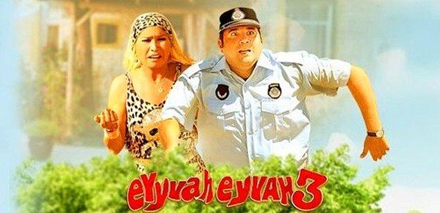 18. Eyyvah Eyvah 3 - 3.414.212 - IMDB: 6.1