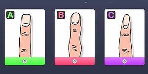 Тест: Узнайте, что форма пальцев может рассказать о вашем характере